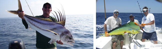 Sportfishing in the Gulf of Chiriqui, Panama